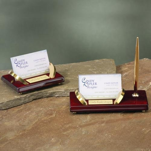 Business card holders desk pen sets colourmoves